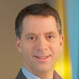 Sigurd Ulven, informasjonsdirektør i Eika Gruppen