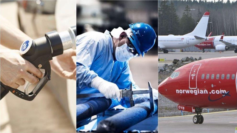 GIR RENTEINNTEKTER: Nel, Rec Silicon og Norwegian er de tre aksjene som har gitt Nordnets 8000 kunder med investeringskonto mest i renteinntekter.