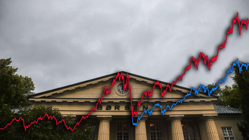LITEN TUE: ... kan velte stort lass. Ved å forsøke å time aksjemarkedet, kan man risikere å gå glipp av svært gode enkeltdager.