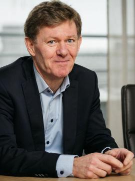 Investeringsdirektør Finn Øystein Bergh i Pareto Asset Management.