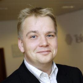 Bjørn Arctander, markedssjef i Agva Kraft.