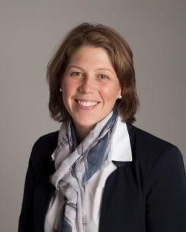 Margrethe Handeland, ordfører i Hægebostad kommune.