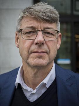 Morten Andreas Meyer, generalsekretær i Huseierne.