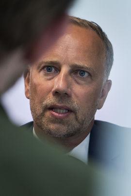 Christian Vammervold Dreyer, sjef i Eiendom Norge.