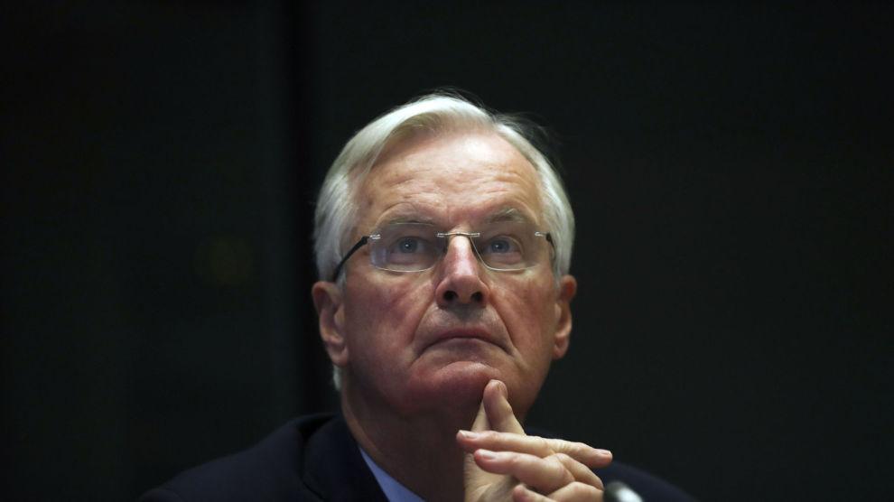 Michel Barnier sier det kan bli like vanskelig å komme fram til en handelsavtale med britene, som det var å bli enige om en utmeldingsavtale. Arkivfoto: Francisco Seco / AP / NTB scanpix