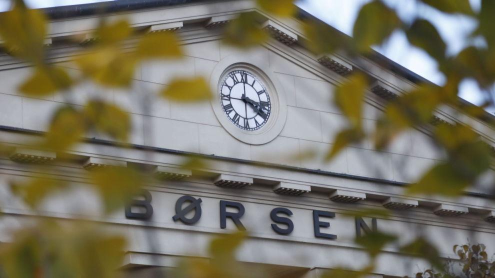 Hovedindeksen på Oslo Børs gikk opp 0,23 prosent onsdag. Illustrasjonsfoto: Erik Johansen / NTB scanpix