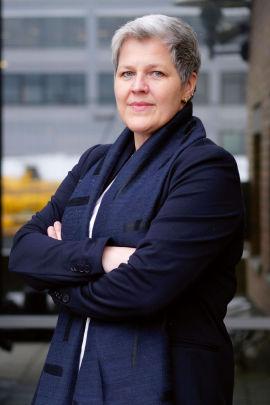 Vigdis Svennungsen, leder i Naf Advokat.