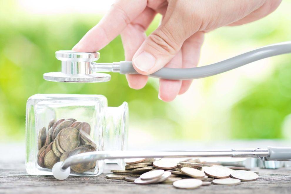 RESERVEPENGER: Et grep som spaltist Ellen K. Nyhus anbefaler, hvis «økonomihelsen» er sviktende, er å spare opp en buffer som kan brukes i fall det dukker opp uforutsette utgifter.
