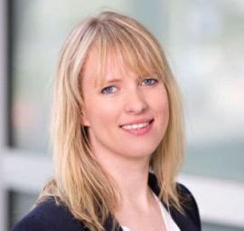 Julie T. Hæhre, kommunikasjonssjef i Hafslund Strøm.