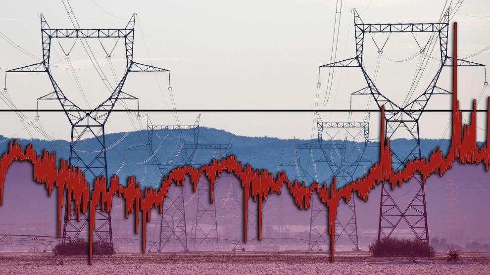 IKKE LØNNSOMT: Bortsett fra et prisbyks på ettermiddagen den 6. november, har strømprisen i inneværende periode for det meste holdt seg godt under Hafslunds maksprisgaranti.