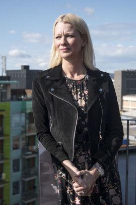 Kari Due-Andersen, sjeføkonom i Handelsbanken.