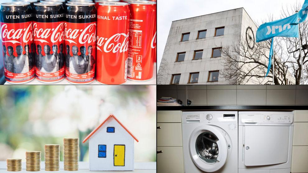 PASS PÅ: Neste år blir det verre å bestille brus fra Sverige, men du slipper unna lisensregning. Også løsørelisten ved boligsalg skal endres, og det kommer en klargjøring for hvordan BSU skal telle ved låneopptak.