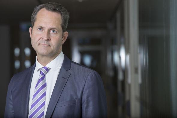 BEDRE ENN VENTET: Sjef for næringspolitikk og kommunikasjon i Almega, Andreas Åström, sier at resultatene etter at RUT-fradraget ble innført, har overgått deres forventninger.
