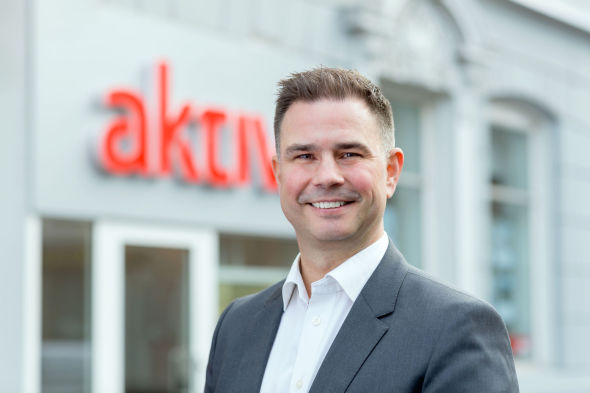 Administrerende direktør i Aktiv Eiendomsmegling, Karsten Onsrud.