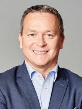 Administrerende direktør i Krogsveen, Stian Kløfta.