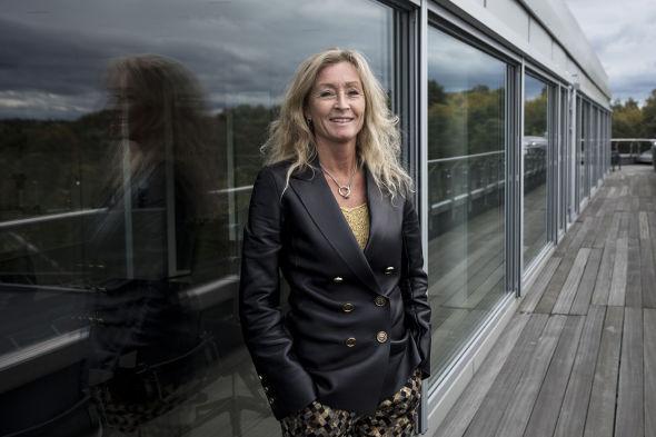 Grethe Meier, administrerende direktør i eiendomsmeglerkjeden Privatmegleren.