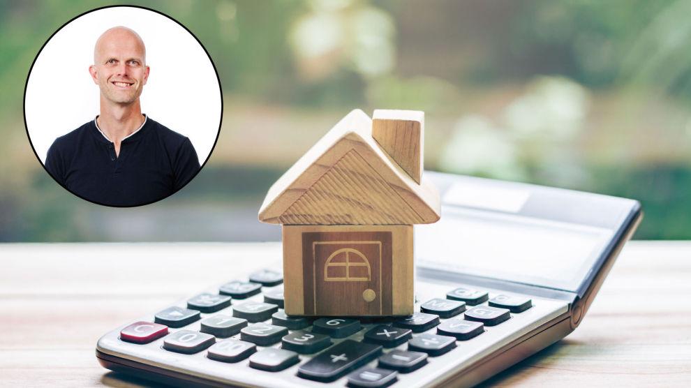DEL RIKTIG: Det er slett ikke alltid det er riktig for et par å dele boligen 50/50.