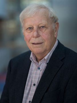Pål E. Korsvold, professor emeritus ved Handelshøyskolen BI.