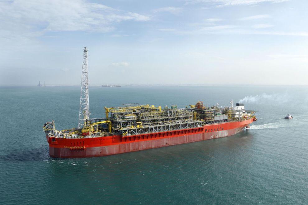 SATSER PÅ OLJE: Delphi Fondene tar inn BW Offshore, som både eier flytende produksjonsskip (bildet) og som også satser på oljeproduksjon i Afrika.