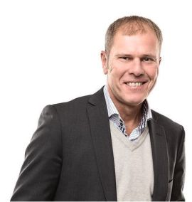 Administrerende direktør Sørmegleren, Øyvind Aasen