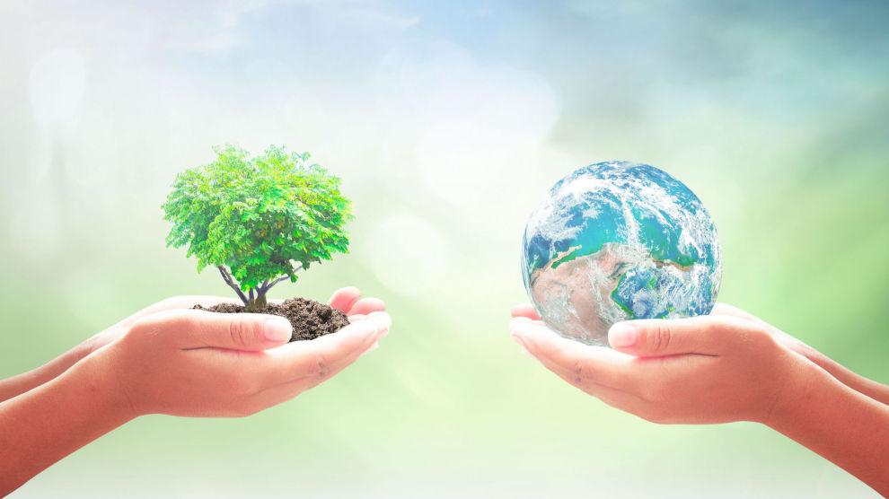 GRØNT ER DET NYE GULLET: Finansbransje omtaler interessen for bærekraftige investeringer som «eksplosiv» og som en tsunami.