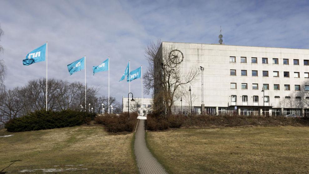 NRK på Marienlyst i Oslo. Arkivfoto: Gorm Kallestad / NTB scanpix