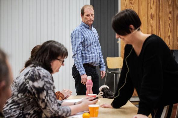 ØKONOMIRÅD: Terje Hammer har mange tips å dele etter å ha jobbet flere år som gjeldsrådgiver i Nav.