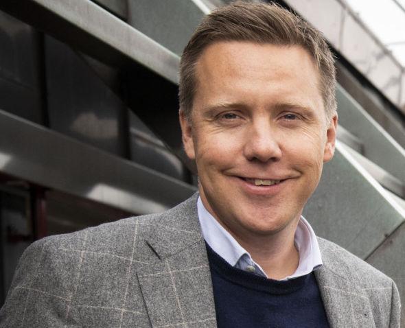 SPÅR OGSÅ VINNERE: Sjeføkonom i Nordea Kjetil Olsen sier Netflix sannsynligvis vil ha en oppgang på børsen som følge av Corona-krisen.