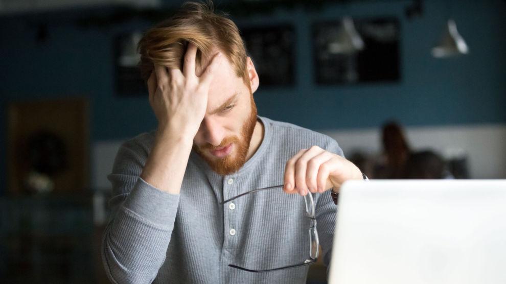 KREVENDE DAGER: Stor usikkerhet og ekstreme arbeidsforhold har preget den siste uken for mange arbeidstagere. Særlig frilansere og selvstendig næringsdrivende har fått kjenne på usikkerheten (Illustrasjonsfoto).