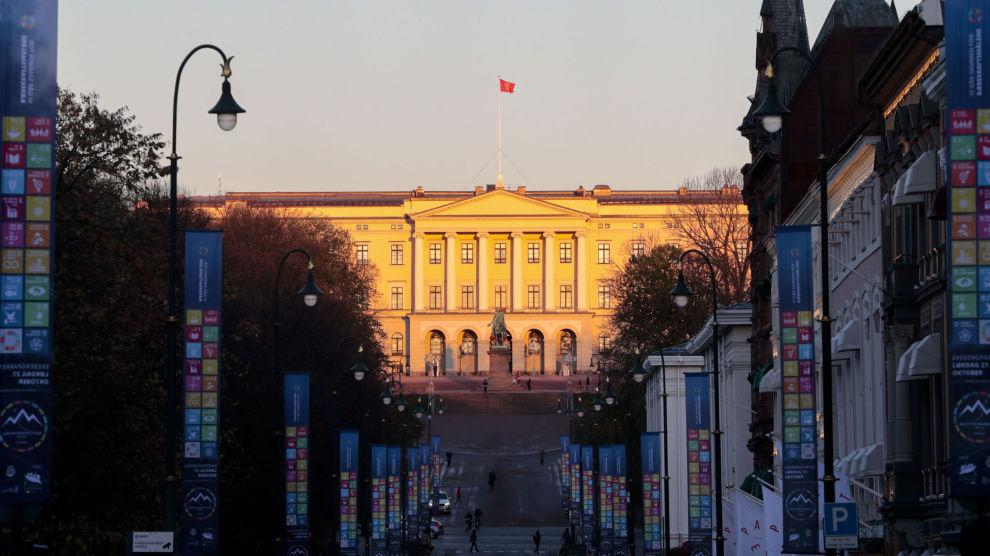 Det ble holdt ekstraordinært statsråd på Slottet onsdag ettermiddag. Illustrasjonsfoto: Lise Åserud / NTB scanpix
