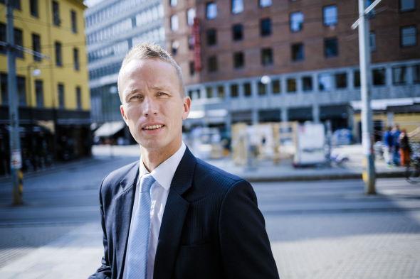 OPPLAGT: Advokatfullmektig Bjørn Aksel Henriksen mener det er opplagt at familien Holm Aanerud har hatt krav på full refusjon fra Hafjell Resort.