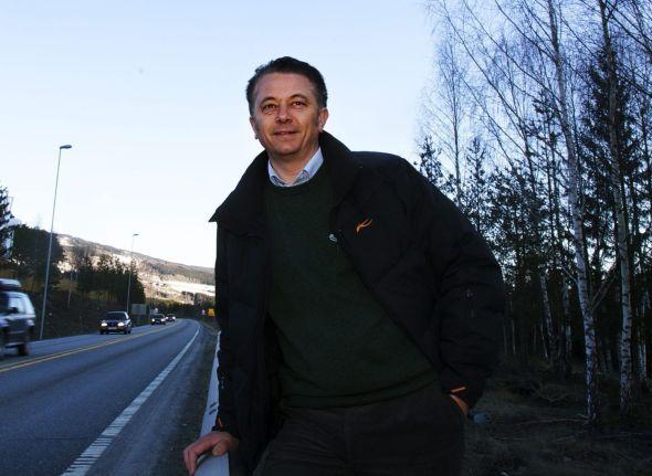 BEKLAGER: Jan-Erik Rørvik, styreleder i Hafjell Resort.