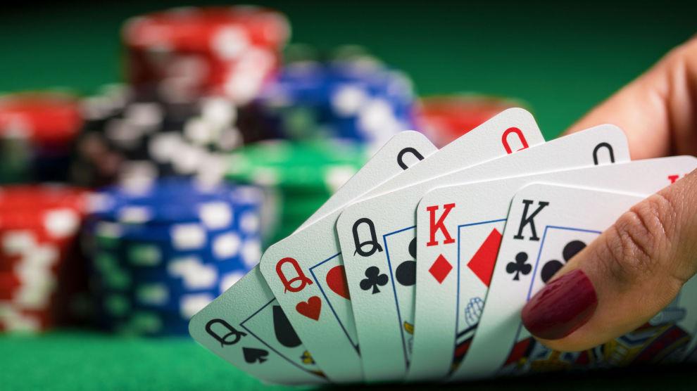 Poker spillgevinster