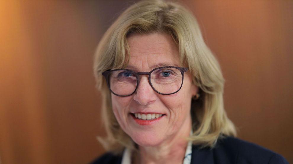 Konsernsjef Anne Marit Panengstuen mener omleggingen er nødvendig for å sikre fremtidige arbeidsplasser i Nortura. Foto: Ørn E. Borgen / NTB scanpix