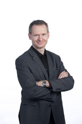 Direktør i Eiendom Norge, Henning Lauridsen.