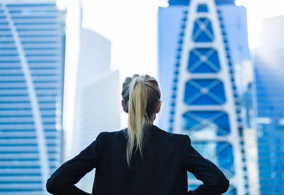 NYE UTSIKTER: På tide å skifte arbeidskurs? Mulighetene er mange.