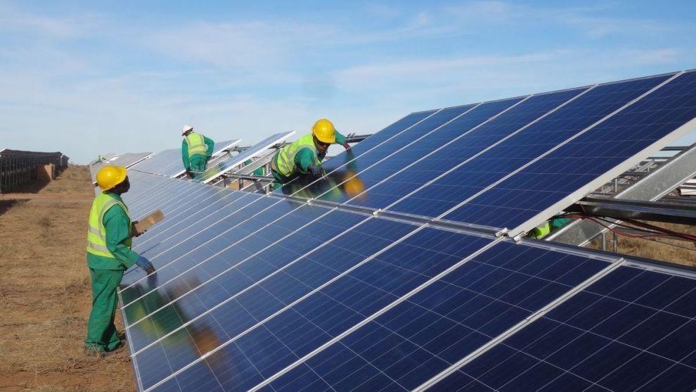 FÅR IKKE PLASS: Solcelle-selskapet blir kastet ut av porteføljen til Delphi Fondene.