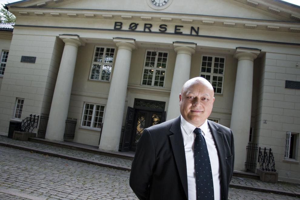 KRITISERER: Forbrukerrådet har fremmet syv punkter med kritikk rettet mot finansforetaket Finansco som benekter påstandene. Herfagdirektør finans Jorge Jensen.