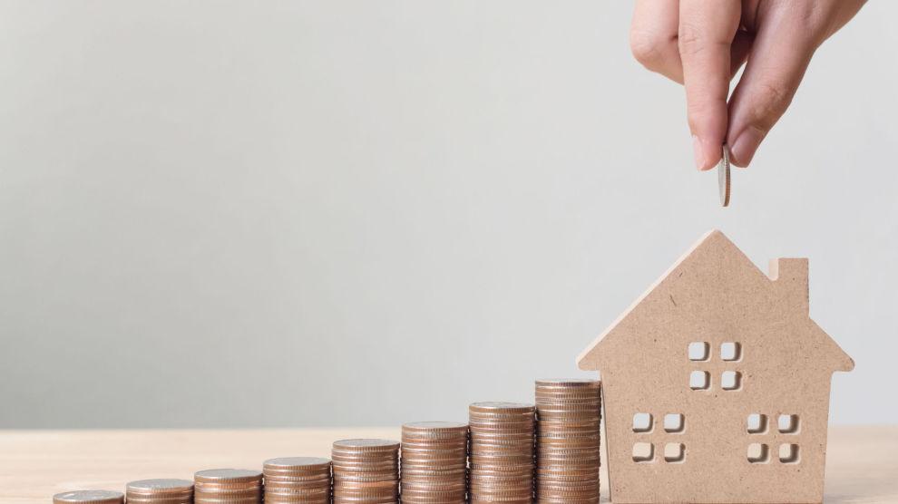 NEDBETALING: Det er innenfor reglene med månedlig nedbetaling av boliglånet med BSU-midler, men ikke alle er klar over denne muligheten.