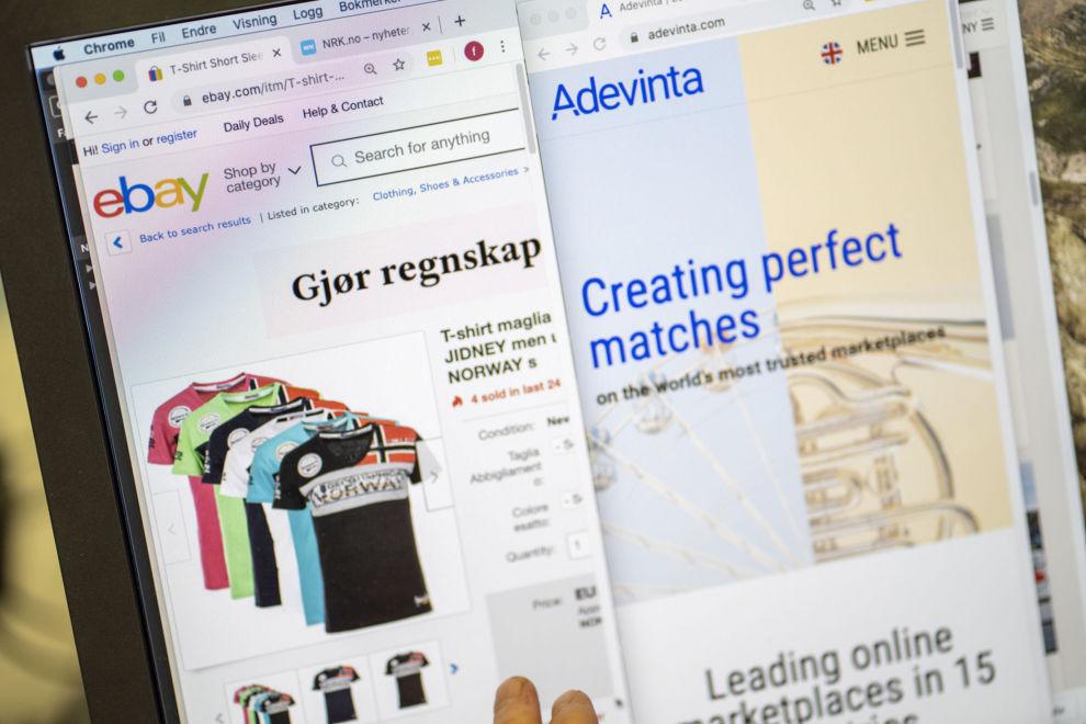 OPPKJØP: I fjor ble det kjent at norske Adevinta overtok Ebays rubrikkvirksomhet for over 9,2 milliarder dollar.